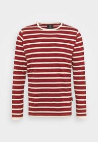 Nerve - DONALD - Long sleeved top - merlot - 5