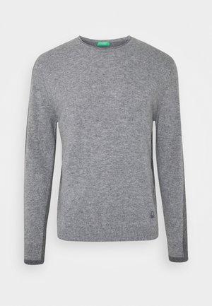 BICOLOR - Jumper - light grey