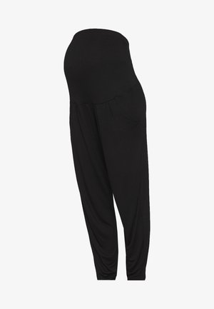 PLAIN JOGGER - Tracksuit bottoms - black