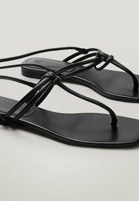 Massimo Dutti - Sandals - black - 7