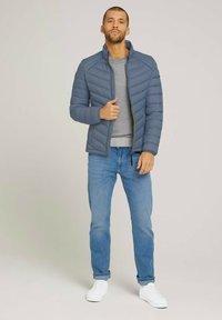 TOM TAILOR - Light jacket - blue grey - 1