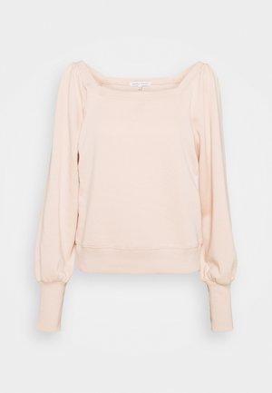 ARIEL - Sweatshirt - antique pink