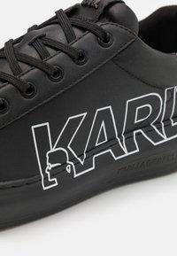 KARL LAGERFELD - KAPRI MENS LOGO  - Trainers - black - 5