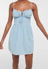 Bershka - Day dress - light blue - 3