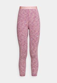 Nike Performance - CROP - Medias - sweet beet/pink glaze/white - 4