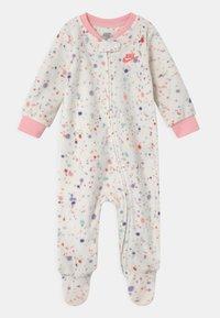 Nike Sportswear - UNISEX - Pijama de bebé - off-white - 0