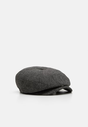 BROOD SNAP UNISEX - Čepice - grey/black