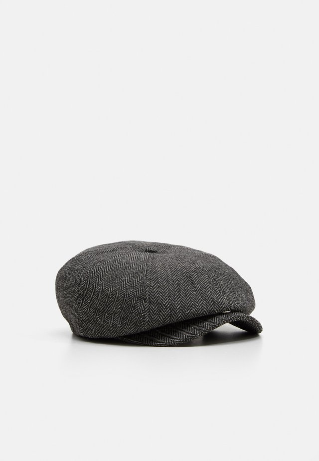 BROOD SNAP UNISEX - Berretto - grey/black