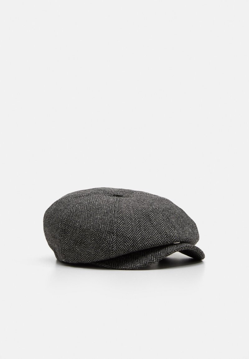 Brixton - BROOD SNAP CAP UNISEX - Cappello - grey/black