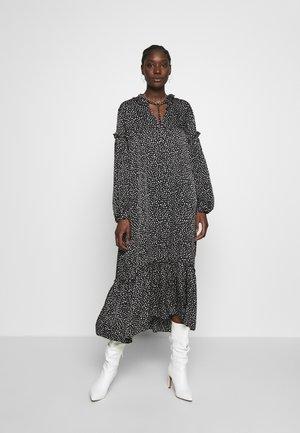 VIVRE DRESS - Maxi dress - black blossom