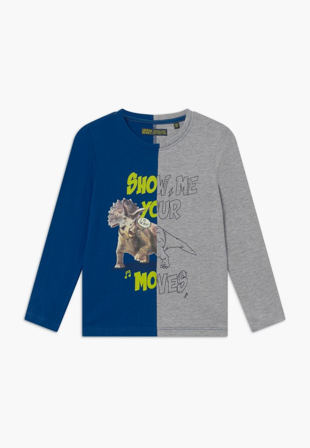 SMALL BOYS - T-shirt à manches longues - navy blazer