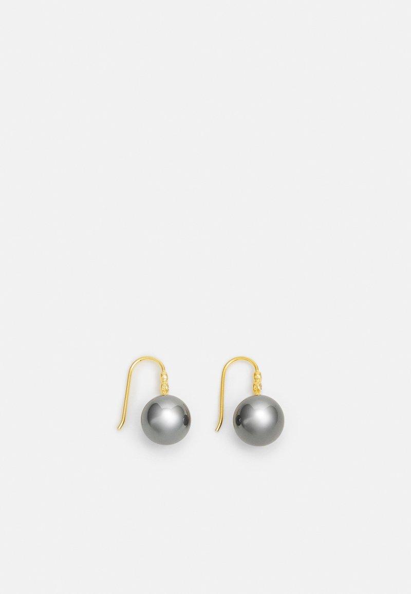 Julie Sandlau - ELINA EARRINGS - Náušnice - black