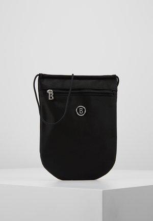 VERBIER NECKPOUCH  - Across body bag - black