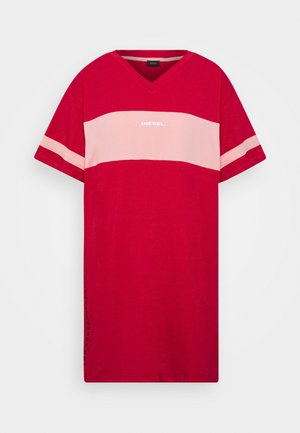 UFTEE-CHEERLY T-SHIRT - Nattskjorte - red/rosa
