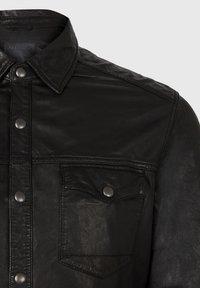 AllSaints - IRWIN - Shirt - black - 3