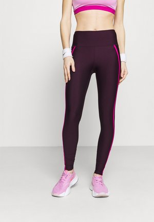 SHINE LEGG  - Leggings - polaris purple