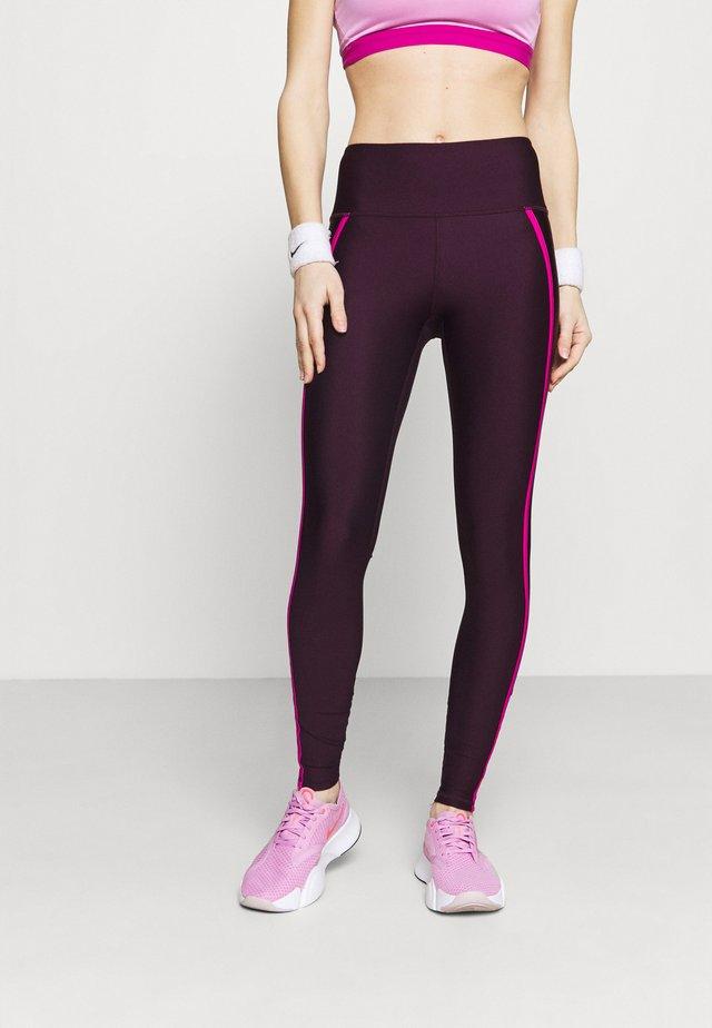 SHINE LEGG  - Leggings - polaris purple