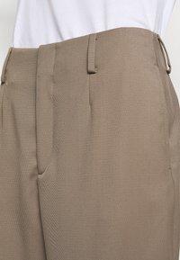 Filippa K - KARLIE TROUSER - Trousers - grey taupe - 5