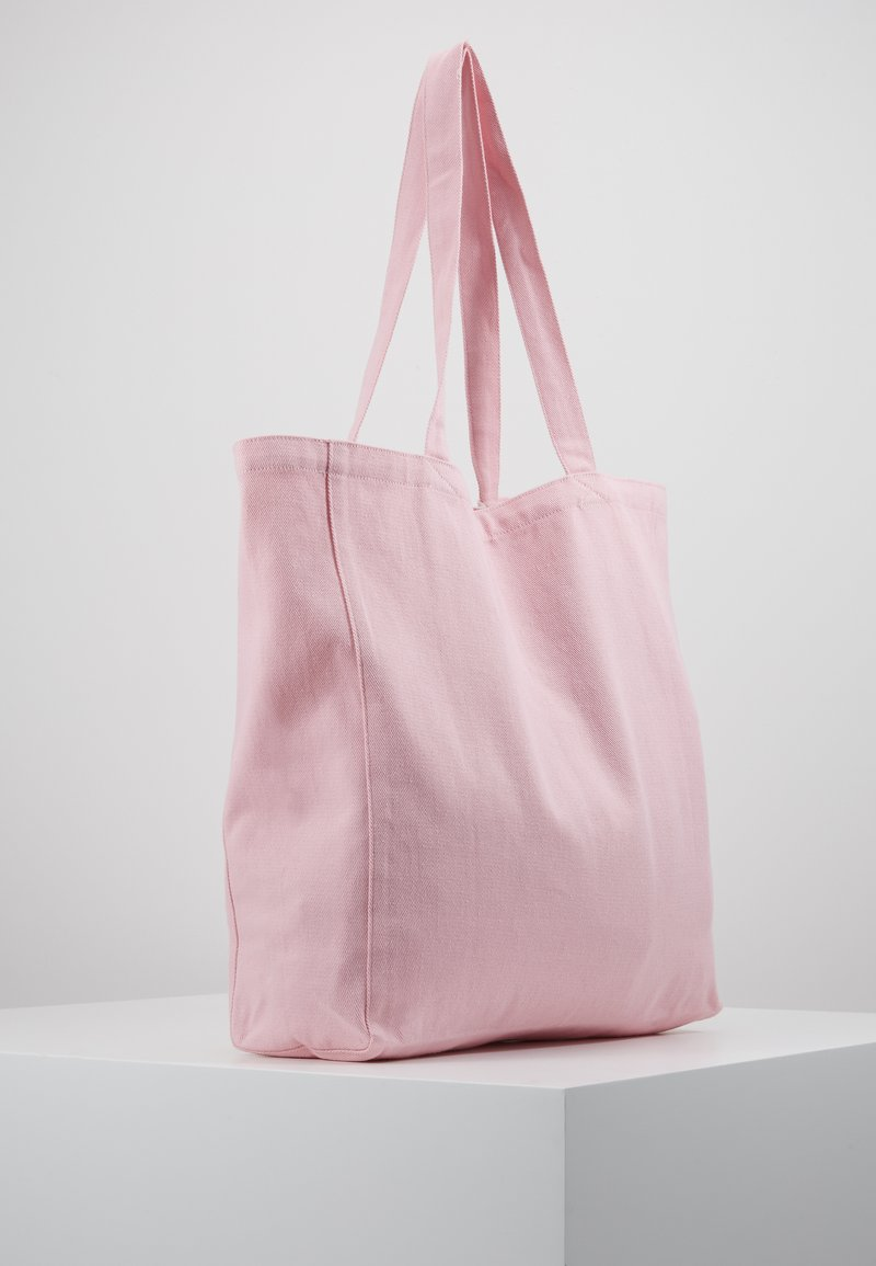 Mads Nørgaard - BOUTIQUE ATHENE - Tote bag - pink/white