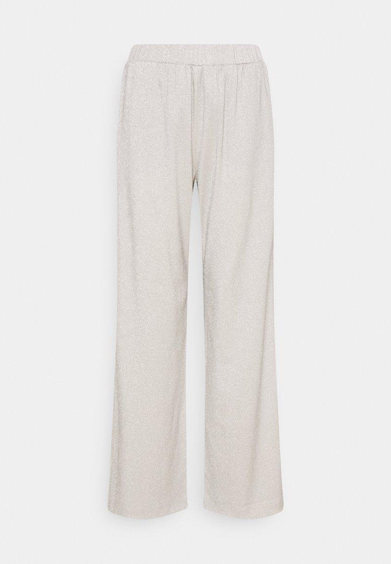 Max Mara Leisure - PALMIRA - Trousers - creme