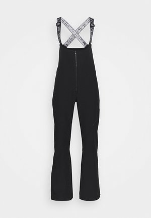 STRUTT - Snow pants - black