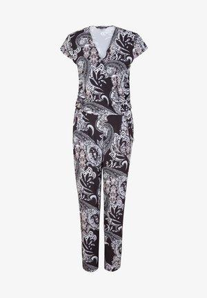 PAISLEY - Jumpsuit - black aop