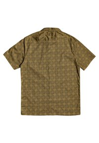 Quiksilver - THREADS PRINT - Shirt - dull gold threadspack - 1
