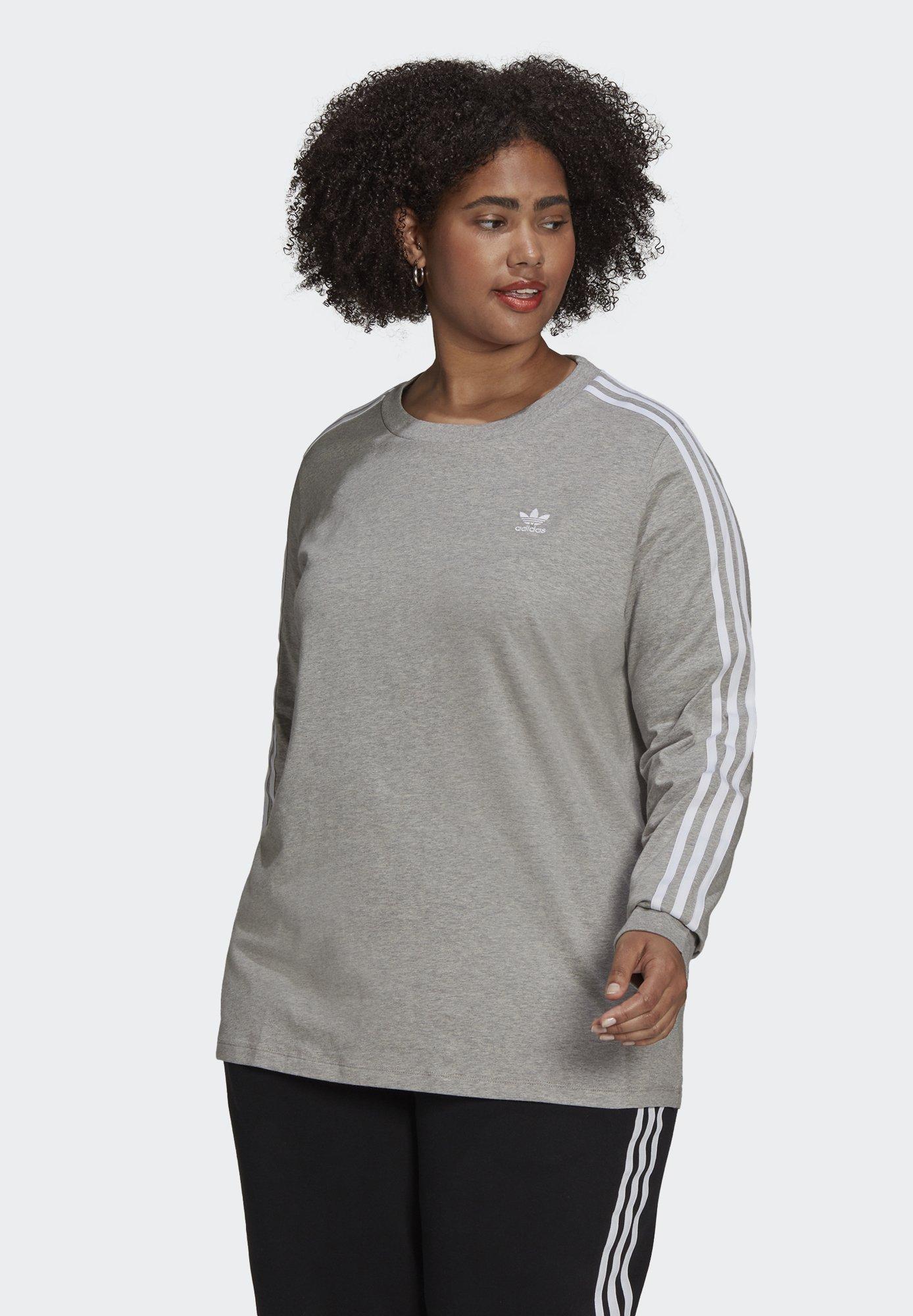 Damen 3-STRIPES ORIGINALS ADICOLOR LONG SLEEVE T-SHIRT - Langarmshirt