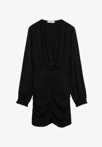 Mango - ATHENEA - Robe fourreau - black - 5