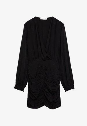 ATHENEA - Shift dress - black