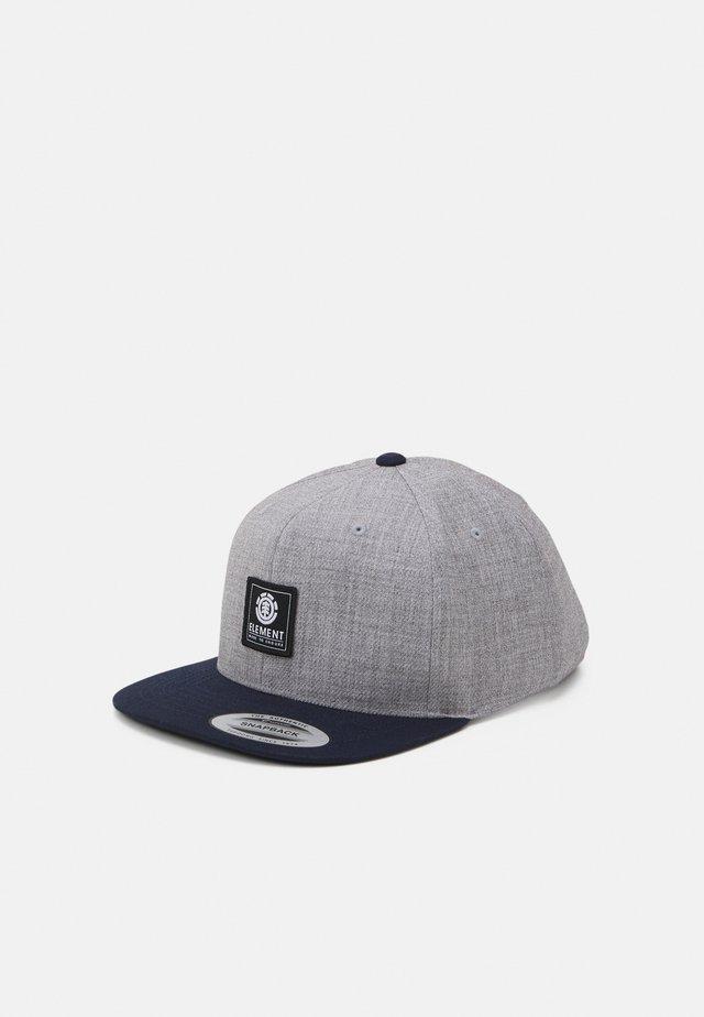 PRIME UNISEX - Cap - grey heather