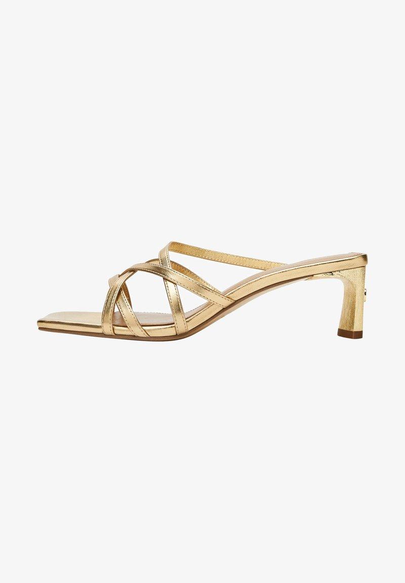 Uterqüe - Sandals - gold