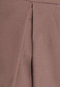 Paul Smith - WOMENS SKIRT - Pleated skirt - brown - 2
