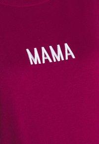 Missguided Maternity - MAMA - Sweatshirt - raspberry - 2