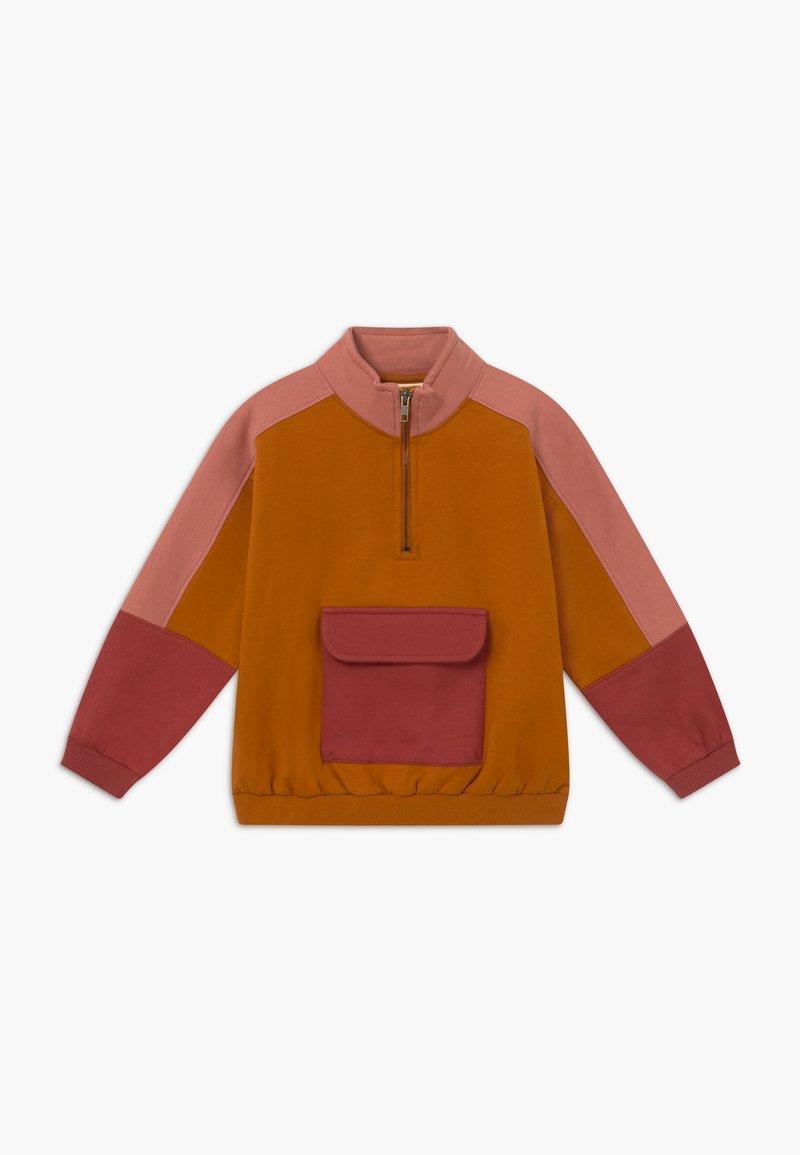 Soft Gallery - GEMINI - Sweatshirt - pumpkin spice