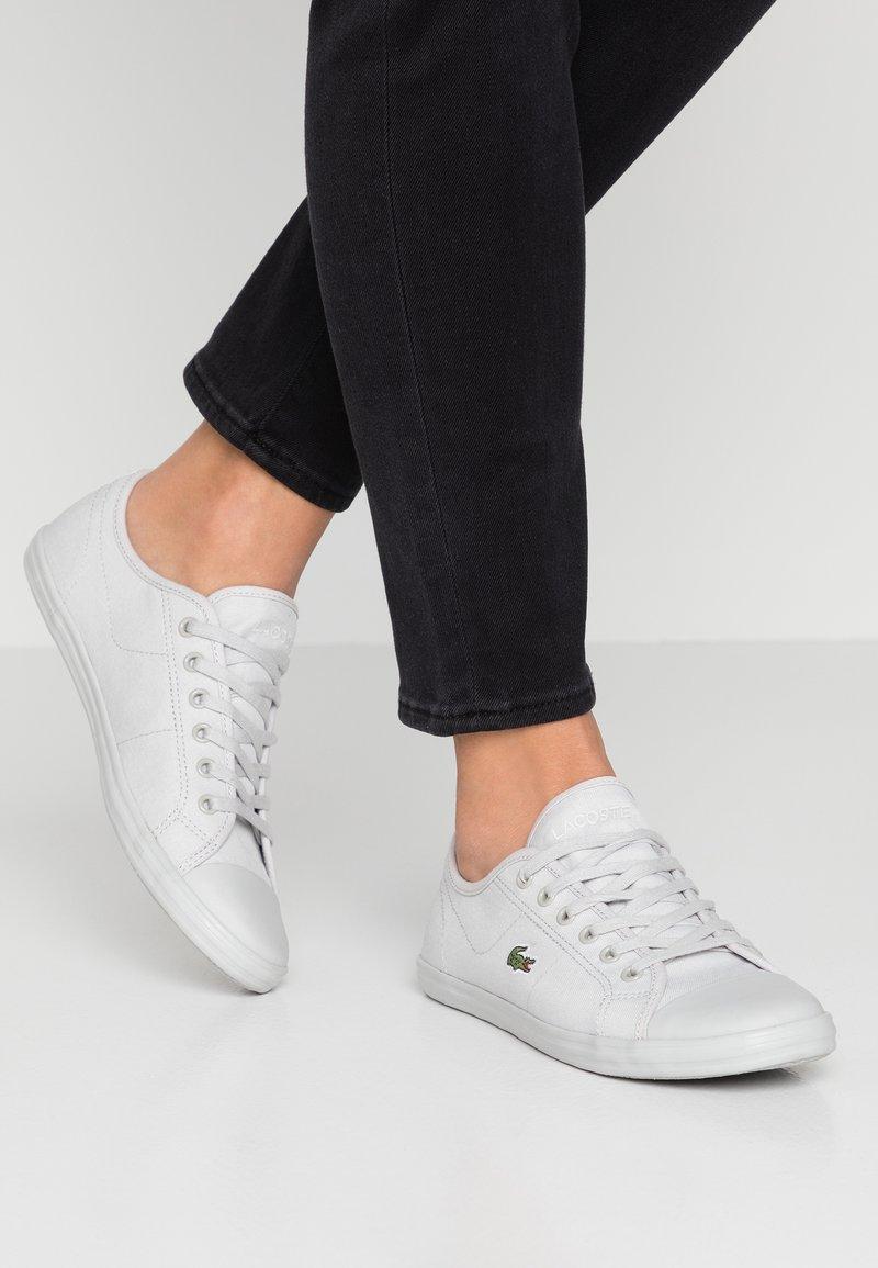 Lacoste - ZIANE - Sneaker low - light grey