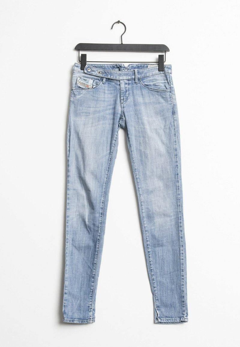 Diesel - Slim fit jeans - blue