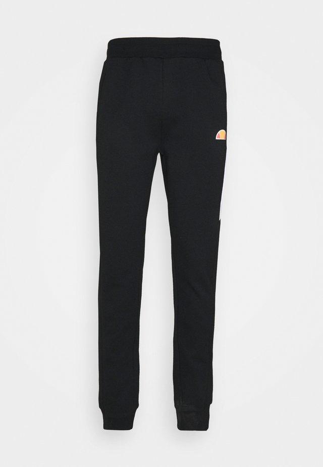 KYLIAN TRACK PANT - Pantalon de survêtement - black