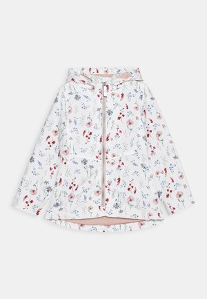 NMFMAXI JACKET  - Lehká bunda - bright white