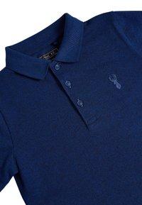 Next - BERRY TEXTURED POLO (3-16YRS) - Polo shirt - blue - 2