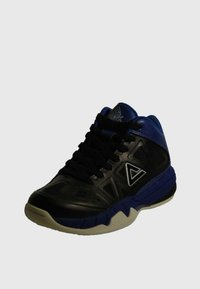 PEAK - Basketball shoes - black/blue - 2