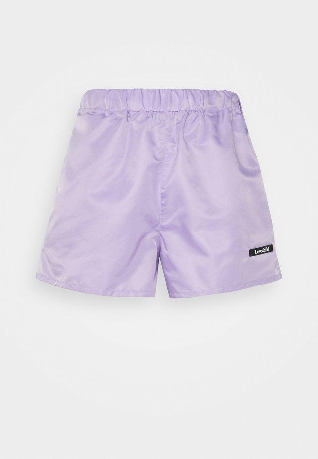 ALESSIO - Shorts - wisteria