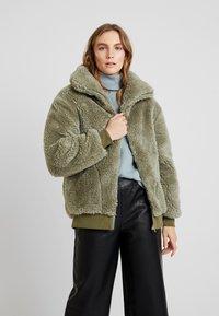 Louche - Winter jacket - green - 0