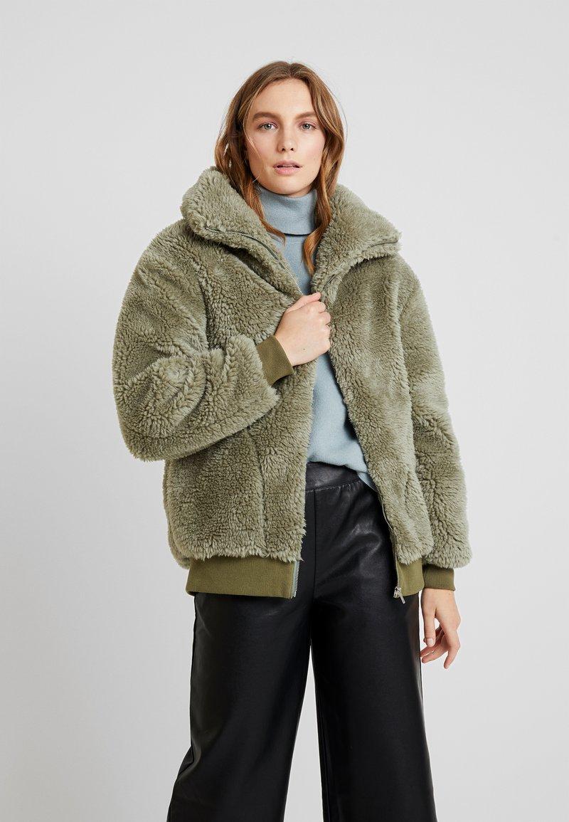 Louche - Winter jacket - green