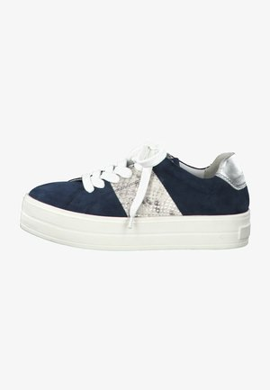Skate shoes - navy comb