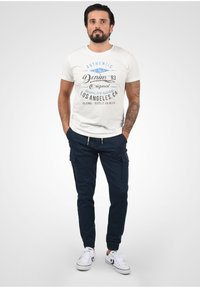 Blend - Cargo trousers - navy - 1