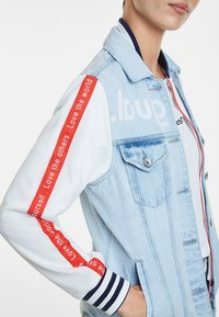 Desigual - COURI - Denim jacket - blue - 3