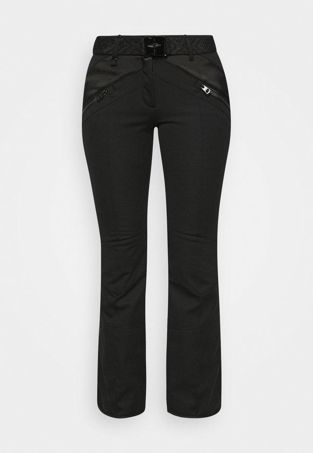 BEAU MONDE PANT - Pantalon de ski - black