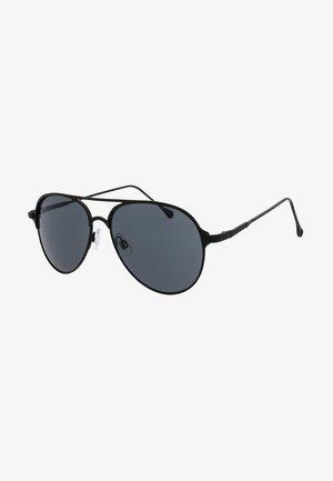SALVATORE - Sunglasses - black