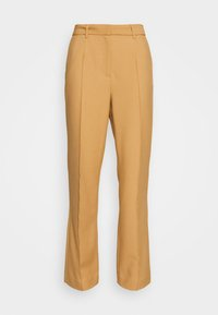 ALICIA - Trousers - camel
